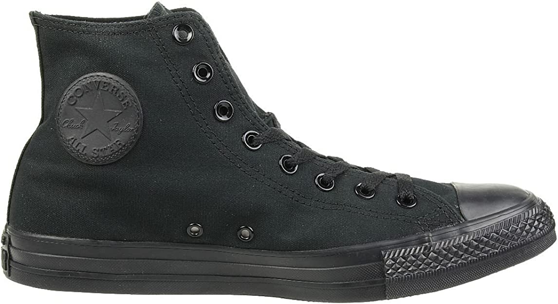 Converse Unisex-Adult Chuck Taylor All Star Canvas High Top Sneaker, 6.5 us