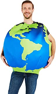 Adult Earth Costume One Size Fits Most