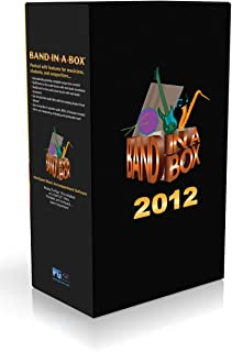 band in a box 2012