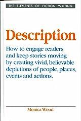 Description (Elements of Fiction Writing) Hardcover