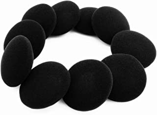 YunYiYi 5 Pairs Replacement Earpads Foam Ear Pads Pillow Sponge Cushions Cover Repair Parts for Panasonic RP-HS41 RP-HS43 RP-HS46 RP-HS47 RP-HS47E RP-HS50 Headphones