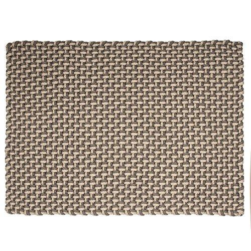 pad - Felpudo – Felpudo – Felpudo – Piscina – Interior/Exterior – Piedra arena – 72 x 92 cm
