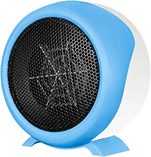 Fan-Ling 1pcs Cartoon Mini Electric Heater, Household Heater,Desktop Portable Mini Silent Heater,Efficient Heat Dissipation, Automatic Constant Temperature
