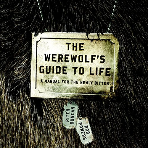 The Werewolf's Guide to Life audiobook cover art