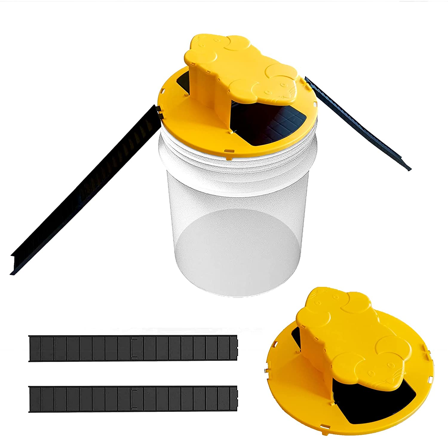 Mouse Trap Bucket Flip 2021 autumn and winter new Super special price Slide Lid N
