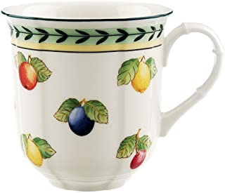 French Garden Mug Set of 6 by Villeroy & Boch - 10 Ounces