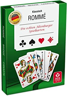 ASS Altenburger - Juego de cartas importado de Alemania