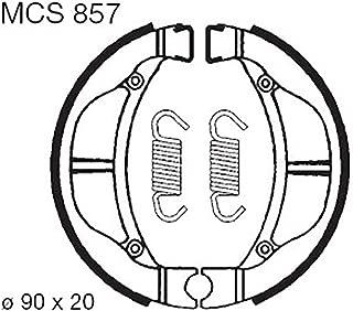 Ganasce TRW MCS962 110x25mm TYP 962 MBK CW 50 Booster Next Generation 4BXM 96- dietro