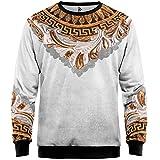 Blowhammer - Sweatshirt Herren - Golden Baroque SWT - XL