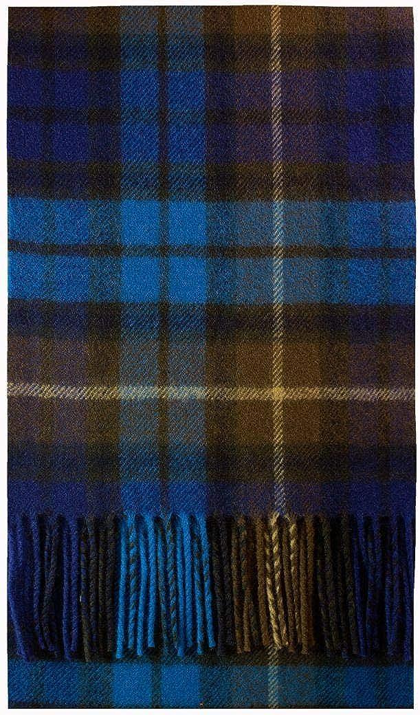 Buchanan Blue Ranking TOP15 Tartan online shop Luxury Brushwool Scarf