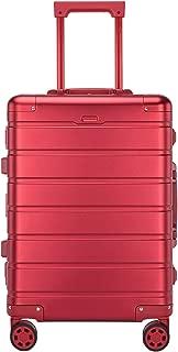 Aluminum Cabin Suitcase, Carry-on Luggage Size 20