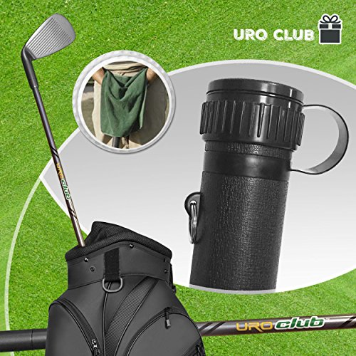 Uroclub Portable Urinal Funny Gag Gift For Men | Guaranteed To Keep You Out Of The Woods | Golf Novelty Gifts