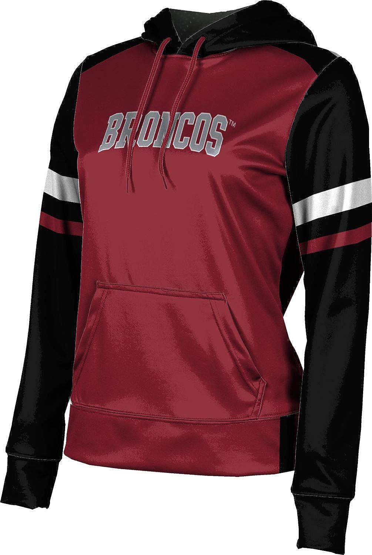 ProSphere Santa Clara University Girls' Pullover Hoodie, School Spirit Sweatshirt (Old School)