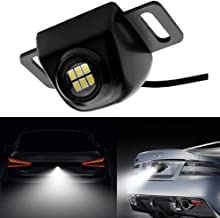 LUYED Super Bright 3020 6-EX LED backup Camera illumination system.NEWEST PATENT Auxiliary Reverse Light Enhances Backup camera performance at night.Solid state black SMD (Surface Mount Device)