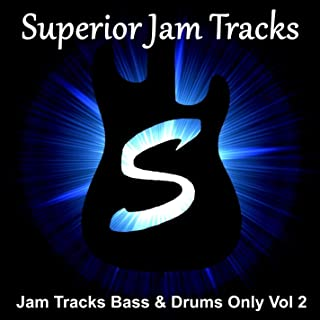 Jam Tracks Bass and Drums Only Vol. 2