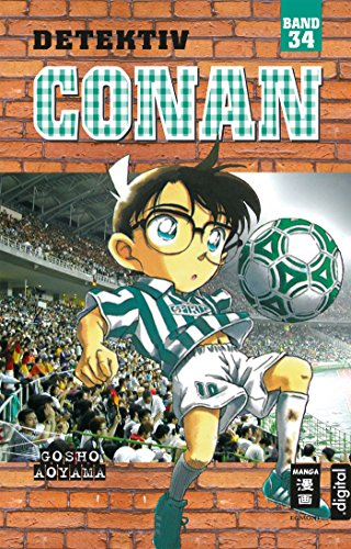 Detektiv Conan 34 (German Edition)