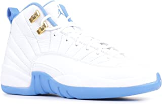 Nike Mens Air Jordan 5 Retro GG Melo White/University Blue Leather