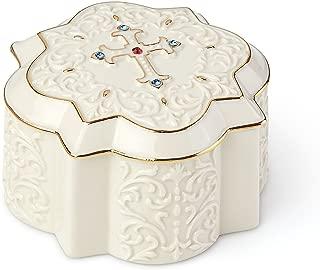 Lenox Cross Treasure Box
