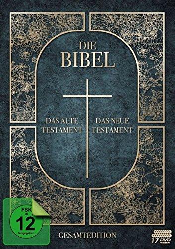 Die Bibel - Das Alte Testament/Das Neue Testament - Gesamtedition (Fernsehjuwelen) [17 DVDs]