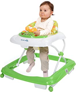 baby walker with locking wheels