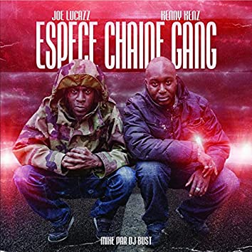 Espece chaine gang