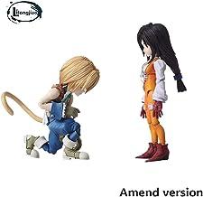 Lilongjiao Final Fantasy IX Yitán y Granate Til Alexandros Figuras de acción Set-Alta 4,7 Pulgadas