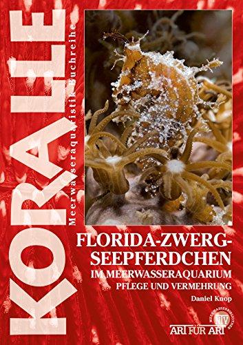 Florida-Zwergseepferdchen im Meerwasseraquarium: Pflege und Vermehrung (Art für Art)