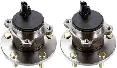 Prime Choice Auto Parts HB612349PR Rear Pair 2 Wheel Hub Bearing Assemblies 5 Stud