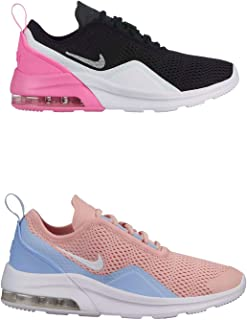 Official Brand Nike Air Max Motion 2 Trainers Juniors Girls Shoes Sneakers Kids Footwear