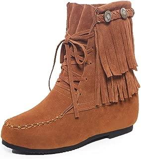 BalaMasa Womens ABS13921 Pu Boots