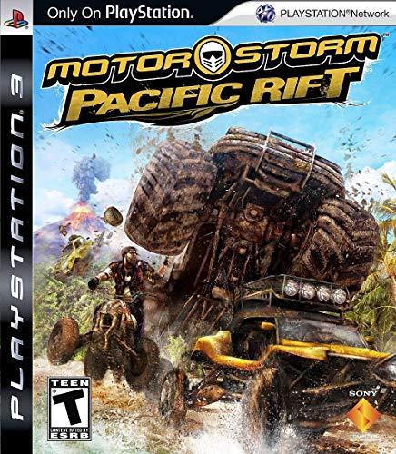 Motorstorm Pacific Rift (輸入版) - PS3