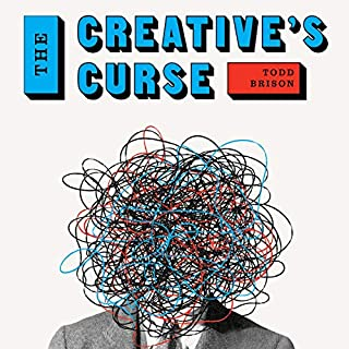 The Creative's Curse audiobook cover art