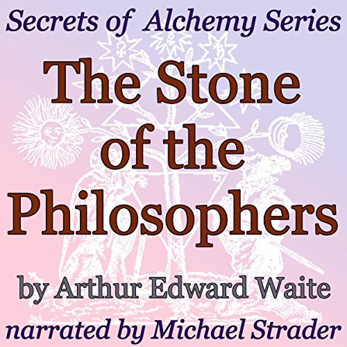 The Stone of the Philosophers audiobook cover art