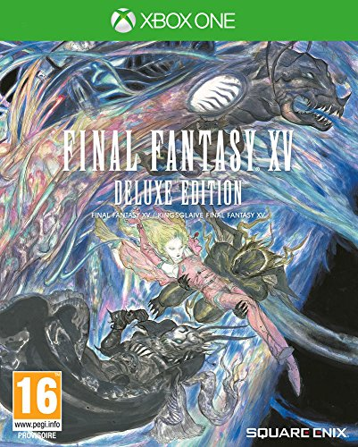 Jeu Xbox One - Final Fantasy XV - Deluxe Edition (Xbox One)