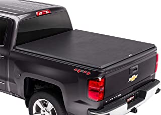 TruXedo TruXport Soft Roll-up Truck Bed Tonneau Cover | 249801 | fits 15-19 GMC Canyon & Chevrolet Colorado 5' Bed