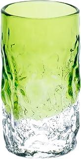 でこぼこファッショングラス 緑