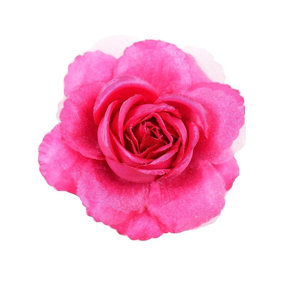 告発者ユーザー政治家コサージュ 入学式 コサージュ フォーマル 2way バラ 卒業式 花 コサージュ結婚式 髪飾り fh19156re