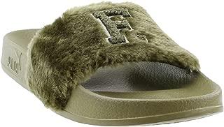 Women's Fenty x Leadcat Faux Fur Slides