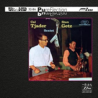 The Cal Tjader/Stan Getz Sextet (Ultra HD 32-Bit Master) by Cal Tjader (2013-08-20)