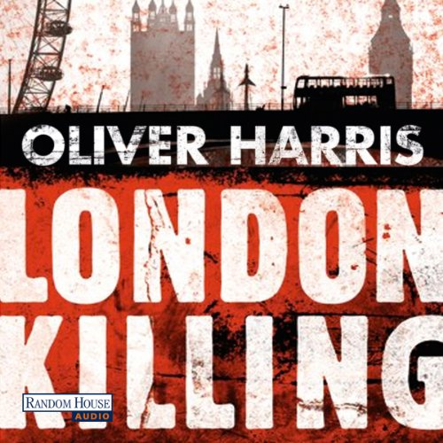 London Killing audiobook cover art