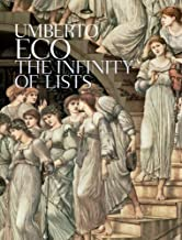 The Infinity of Lists by Eco, Umberto (2009) Hardcover