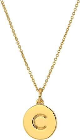 Kate Spade New York Kate Spade Pendants C Pendant Necklace