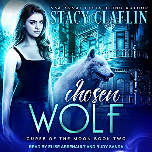 Chosen Wolf audiobook cover art
