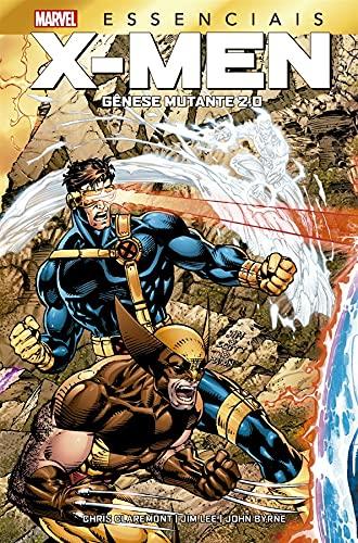 X-Men. Gênese Mutante (Marvel Essenciais)