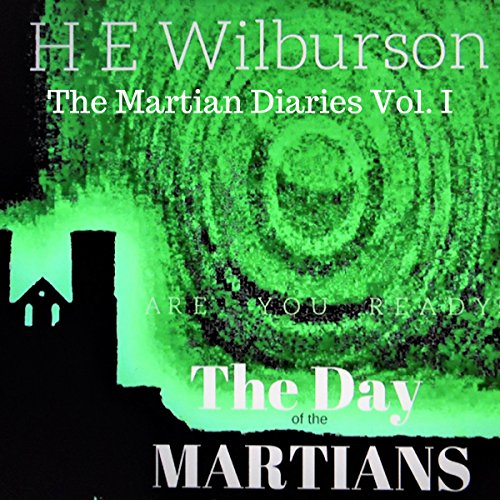 The Day of the Martians audiobook cover art