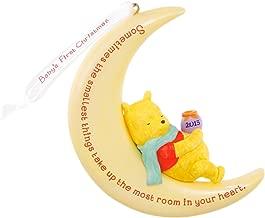 2015 Hallmark Keepsake Ornament Disney Winnie the Pooh Collection Baby 's First Christmas