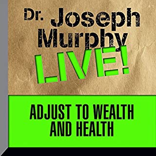 Adjust to Wealth and Health cover art
