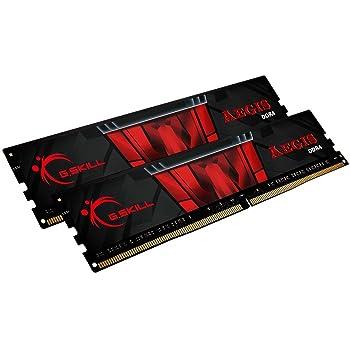 G.Skill F4-3200C16D-32GIS Aegis DDR4 32GB PC 3200 CL16 KIT (2x16GB)