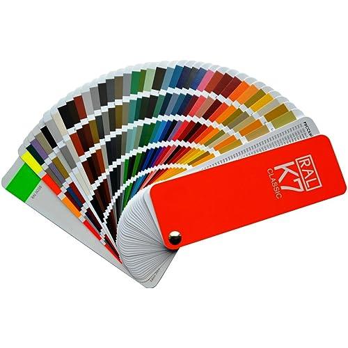 Paint Color Chart Amazon