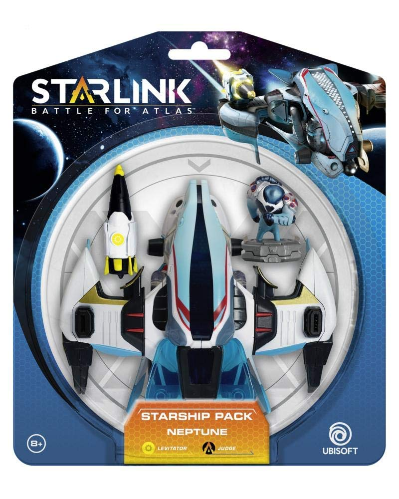 Starlink - Battle For Atlas, Pack Nave Pulse & Pack Nave Neptune: Amazon.es: Videojuegos